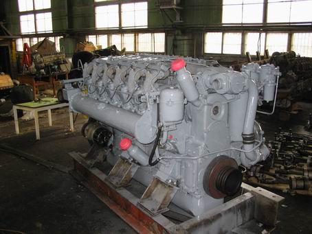 руководство по ремонту двигателя д-12 - фото 4